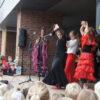 Flamenco dans på Mølleskolen